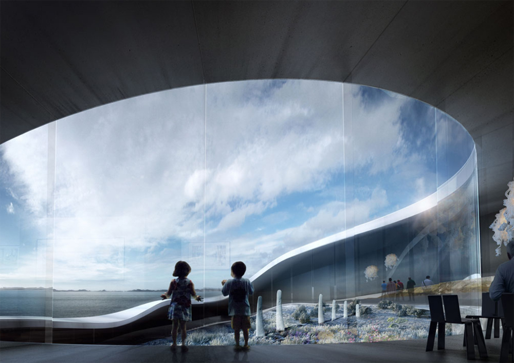 Ramboll and BIG architects have won the competition to design Greenland's new National Gallery