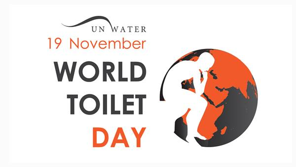 Logo World Toilet Day 2017